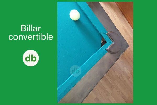 Billar convertible en Don Billar